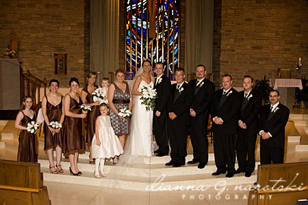 Wedding photographer in columbus, ohio