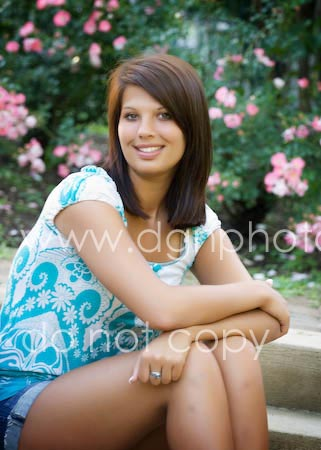 senior portraits in Westerville