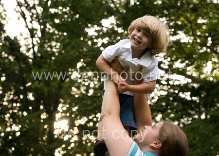 children's outdoor photographer