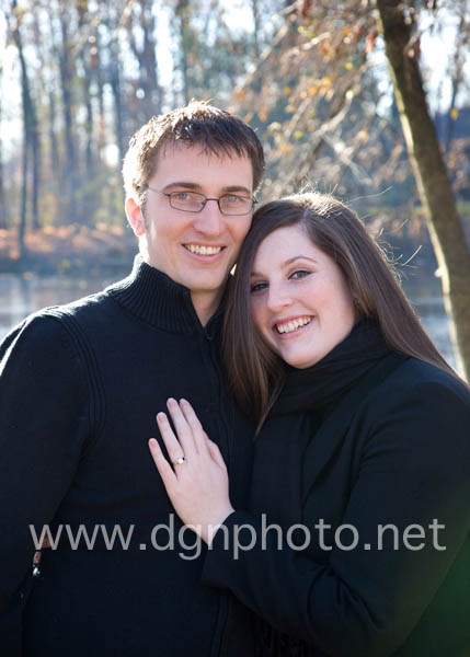 engagement pictures in Columbus Ohio